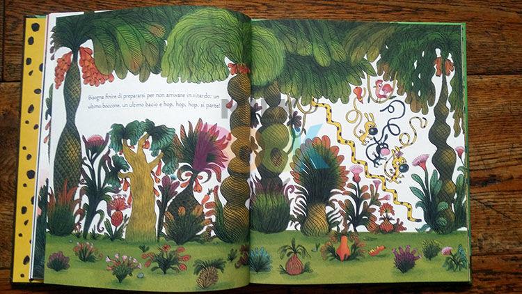pagine interne del libro La scuola dei piccoli Marsù