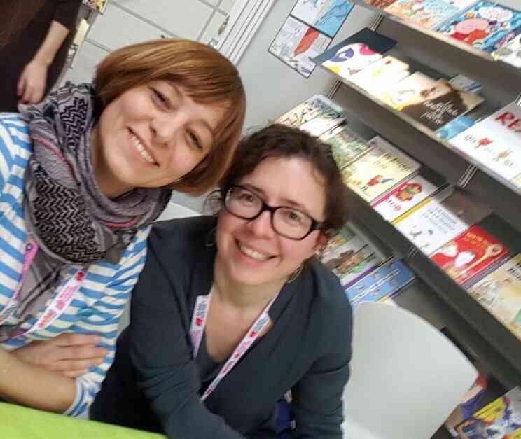 Silvia Albisano e Ilaria Dal Canton