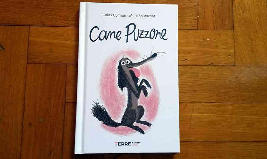 copertina di Cane puzzone