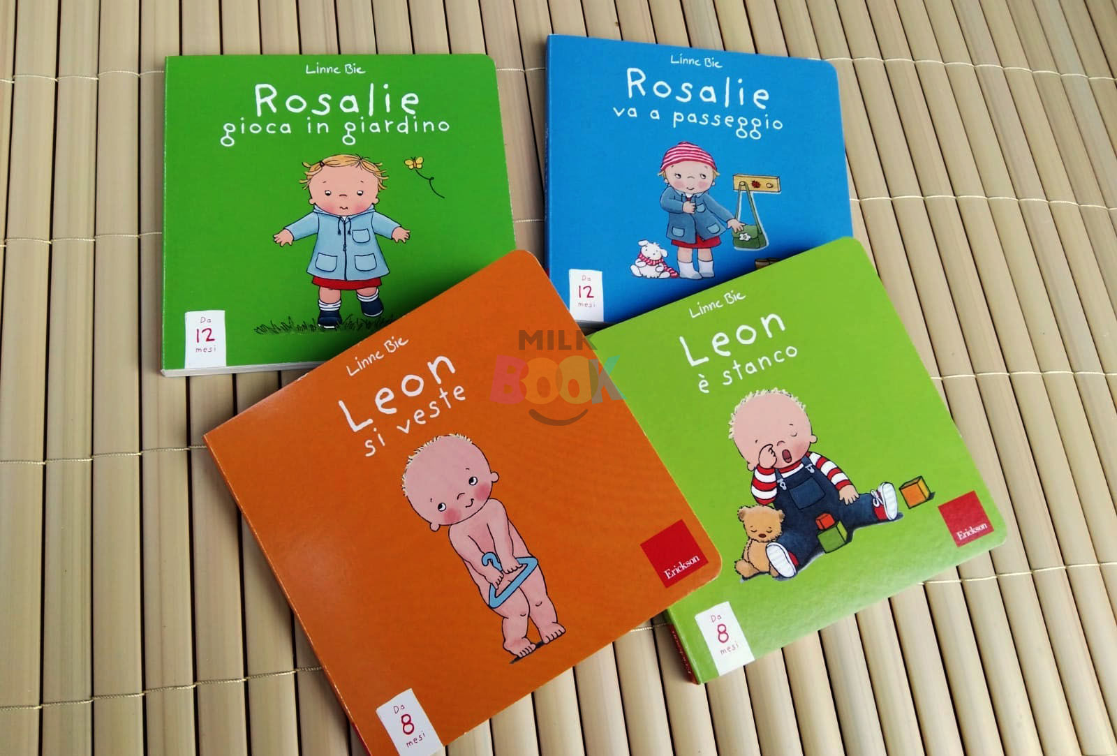 I libri per bambini piccoli di Linne Bie