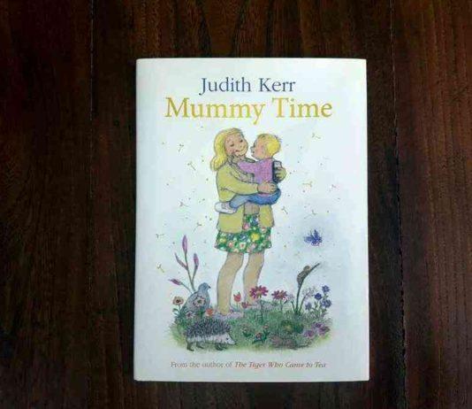 libro Mummy Time di Judith Kerr
