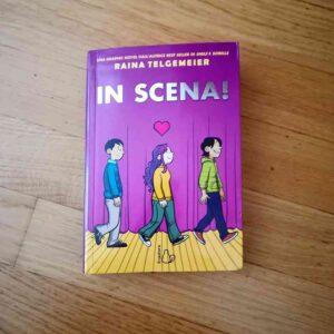 copertina del libro In scena