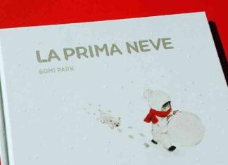 La prima neve - copertina