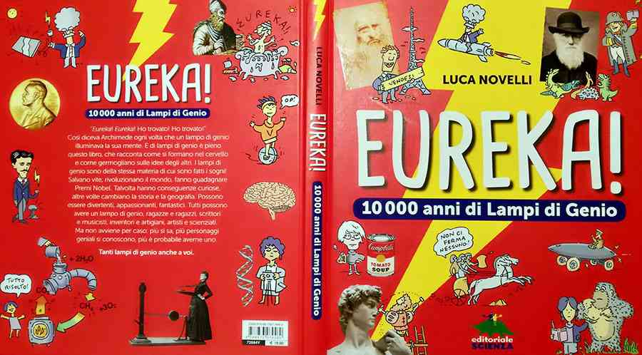 Eureka,libro di editoriale scienza