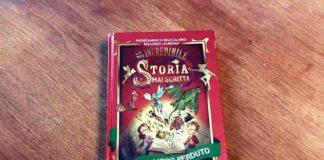 copertina del libro La più incredibile storia mai scritta