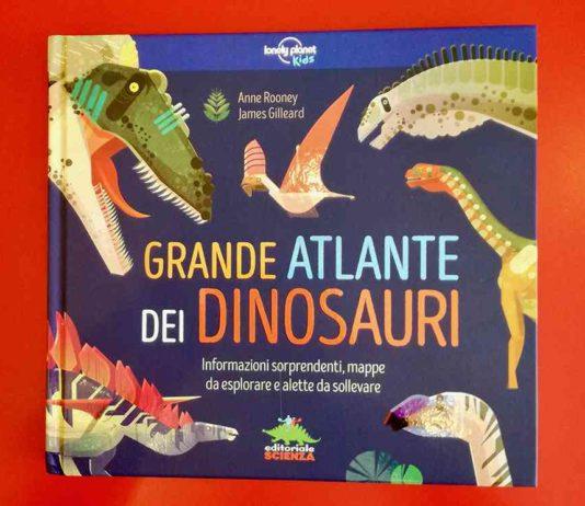 Il grande atlante dei dinosauri