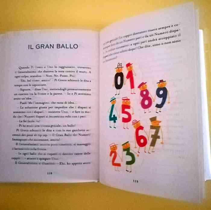 interni del libro La matematica fa schifo