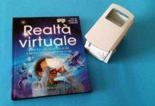 Realtà virtuale, libro Editoriale Scienza