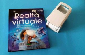 Realtà virtuale, libro Editoriale Scienza