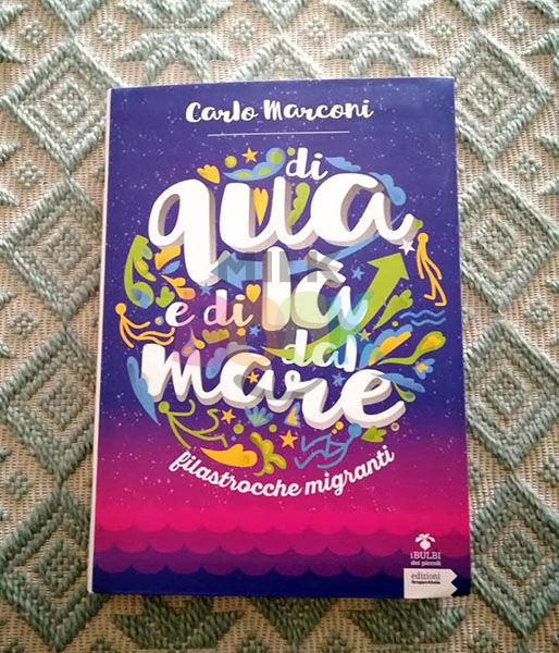 copertina del libro Di qua e di là dal mare
