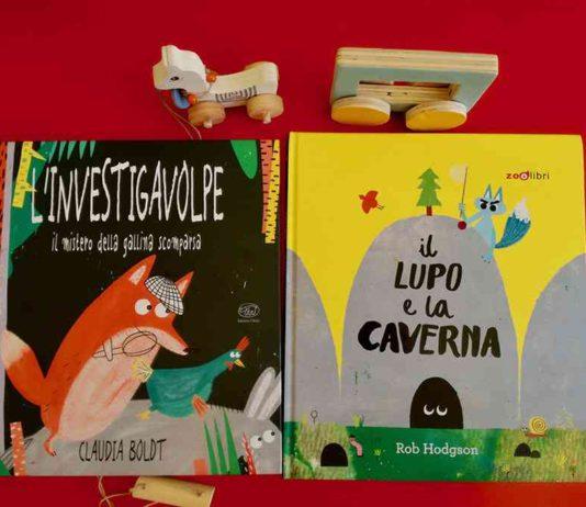 L'investigavolpe - Il lupo e la caverna