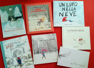 Storie di neve per bambini
