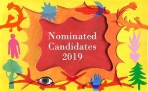 Candidati al premo Astrid Lindgren Award 2109