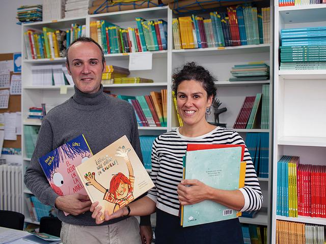 Luis e Miryan di NubeOcho Edizioni