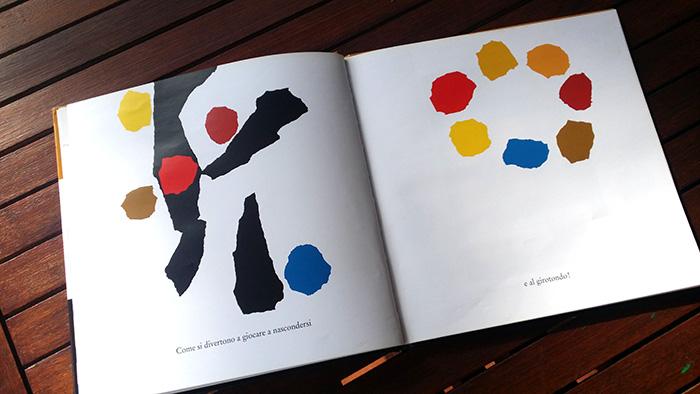 pagine interne di Piccolo blu e piccolo giallo