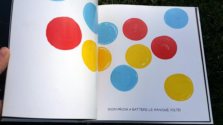 pagine interne di Un libro