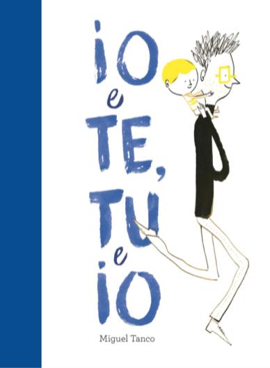 copertina del libro Io e te tu e io