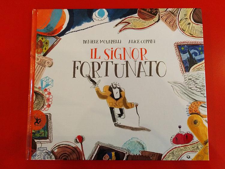 copertina del libro Il signor Fortunato