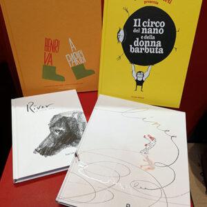 Il circo del nano e della donna barbuta, Henri va a Parigi, River, Linee