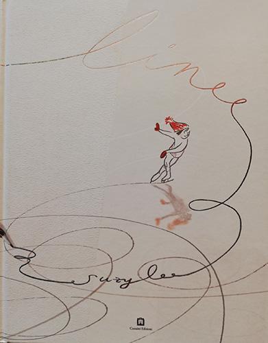 copertina del libro Linee