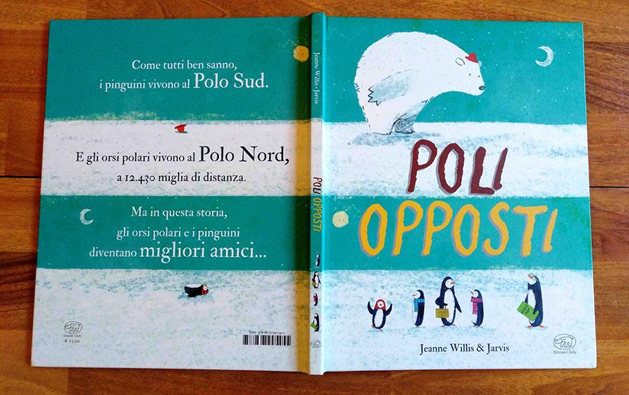 copertina del libro Poli opposti