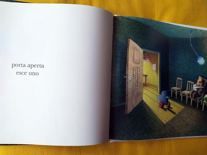 la struttura interna del libro