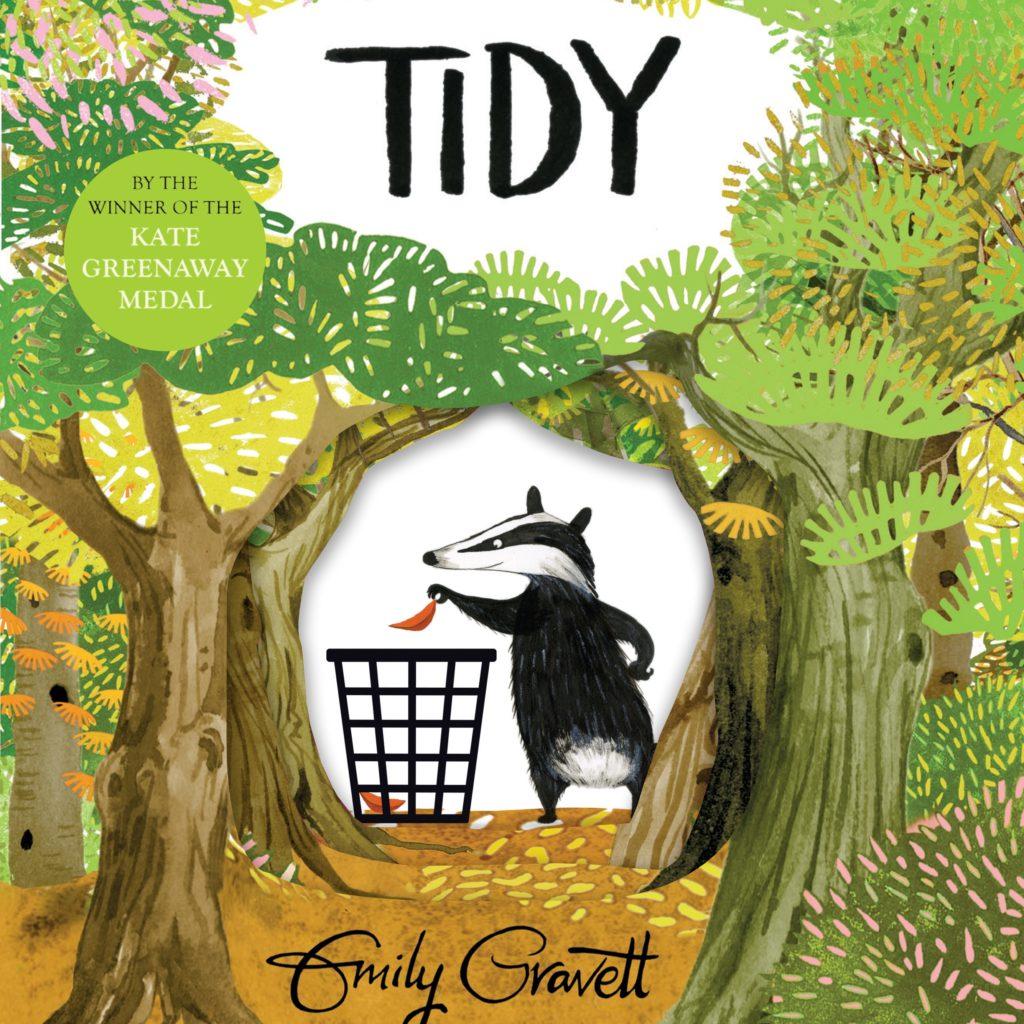 copertina di Tidy