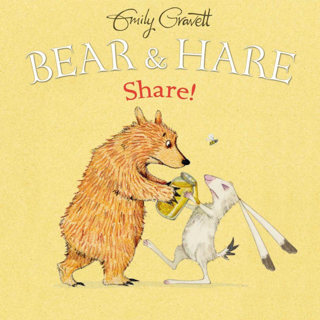 Bear Hare Share copertina