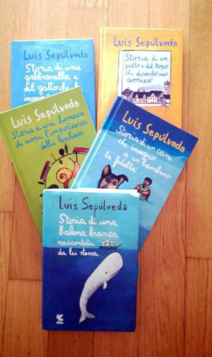 libri di Luis Sepulveda