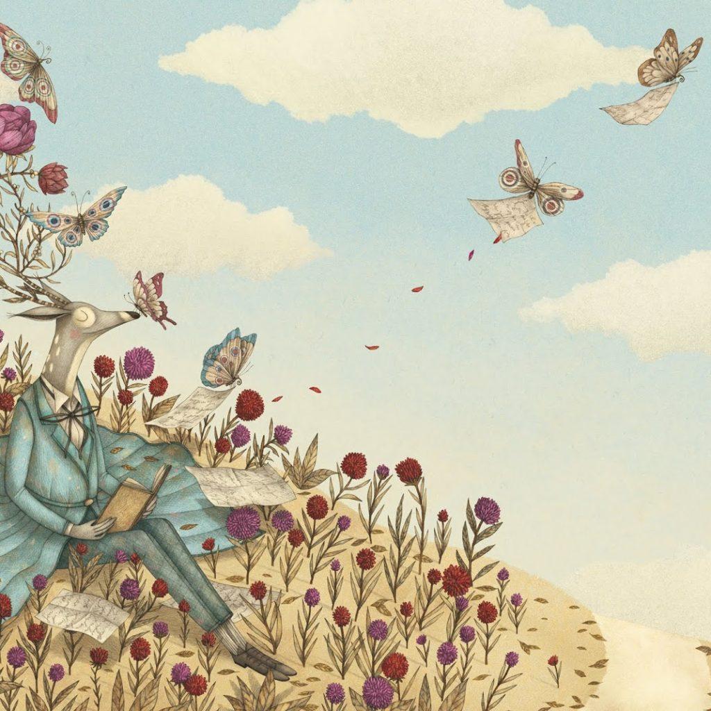 Linfinito illustrato da Marco Soma
