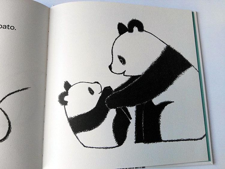 Pandino e la mamma