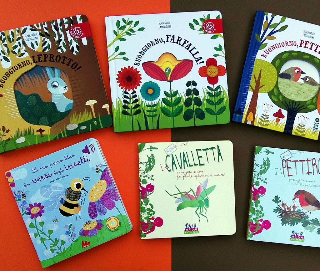 Libri che parlano di natura per bambini piccoli
