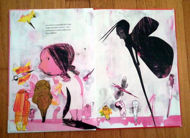 pagine interne del libro Sei bellissima