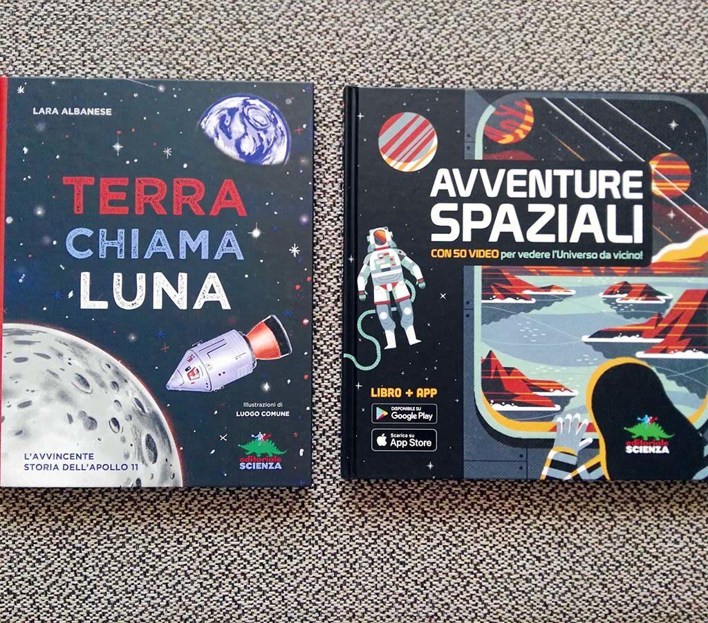 Terra chiama luna e Avventure spaziali