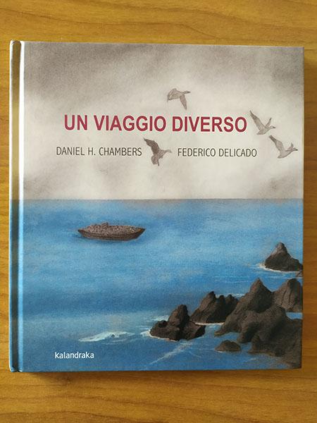 copertina del libro Un viaggio diverso