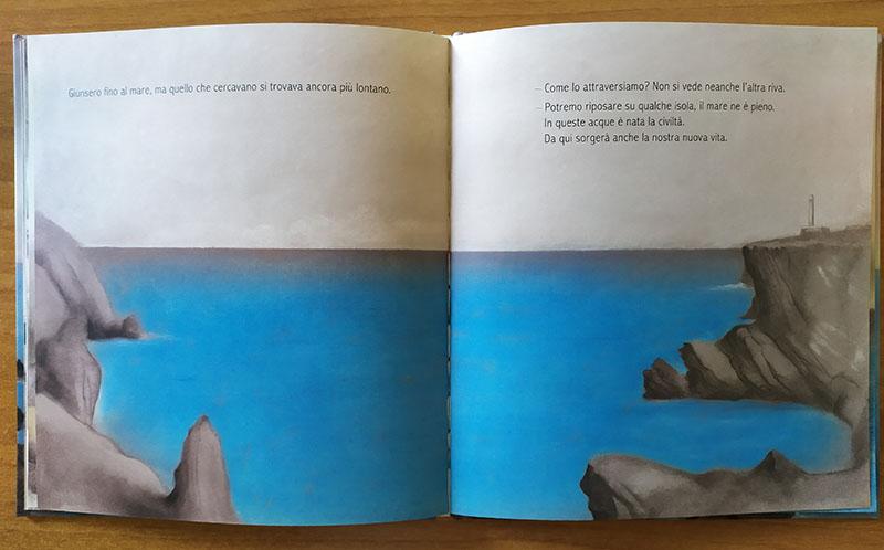 immagine del mare