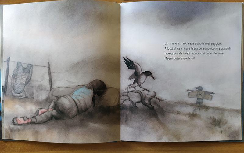interni del libro Un viaggio diverso