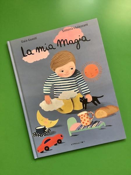 copertina del libro La mia magia