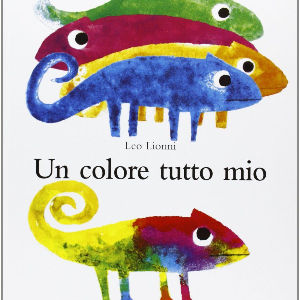 Un colore tutto mio di Leo Lionni