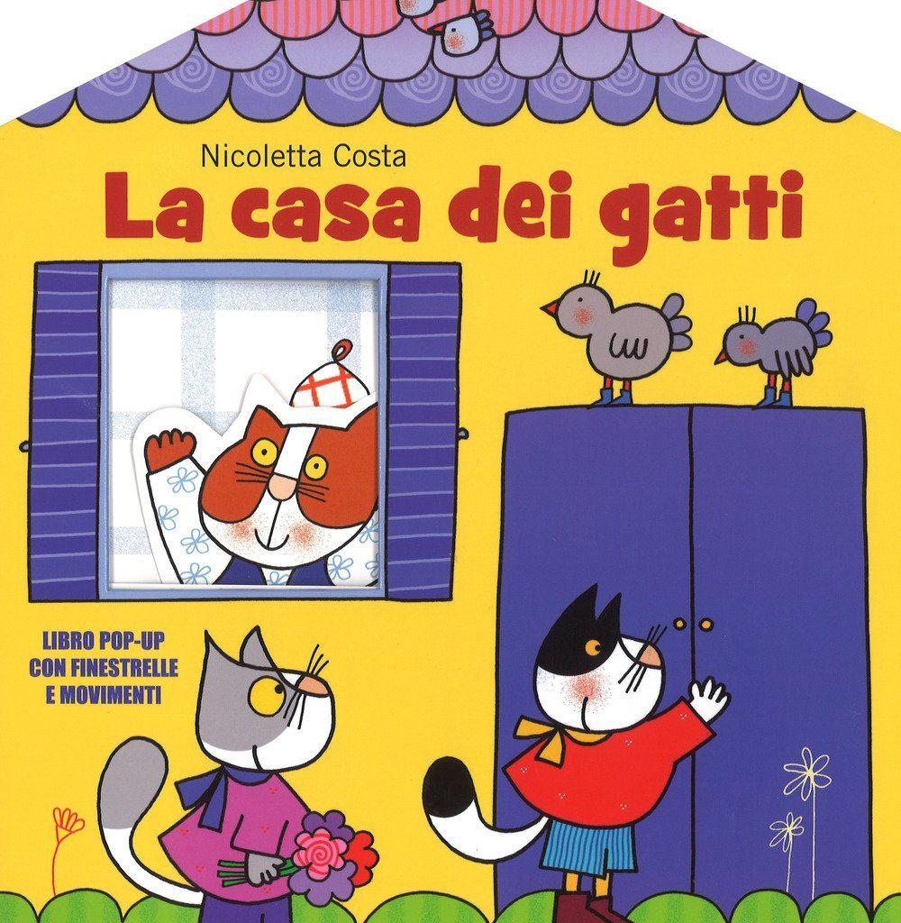 La casa dei gatti di Nicoletta Costa