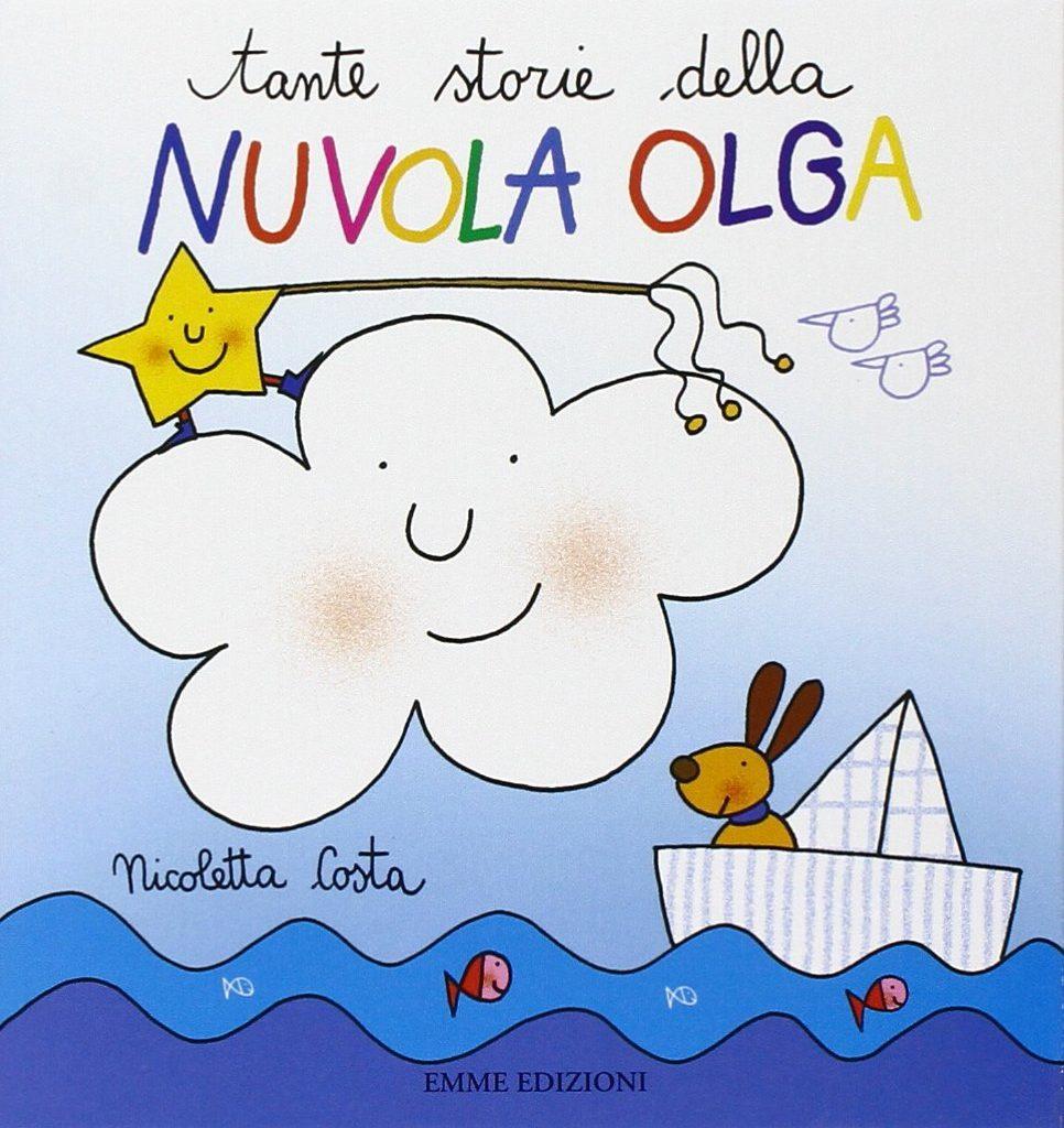 le storie della nuvola Olga di Nicoletta Costa