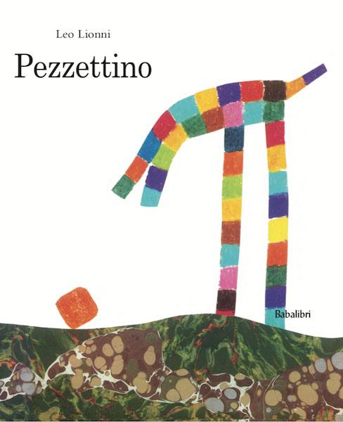 copertina di Pezzettino
