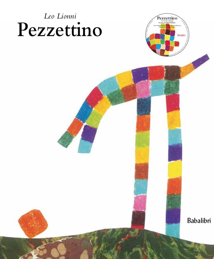 Audiolibro di Pezzettino