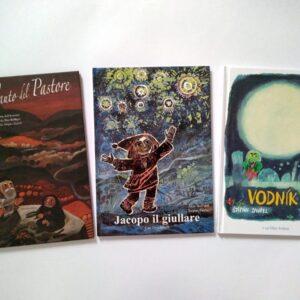 3 libri Stepan Zavrel