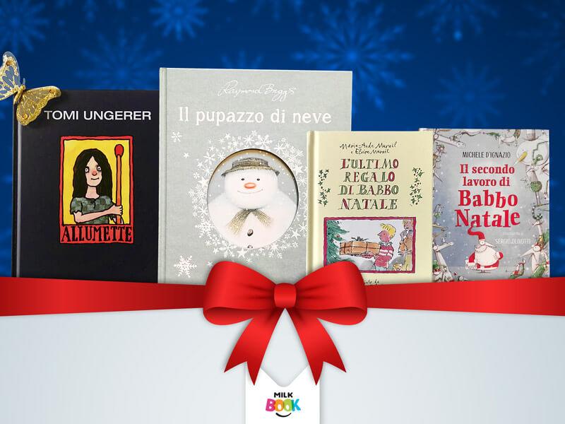 4 storie per bambini natalizie