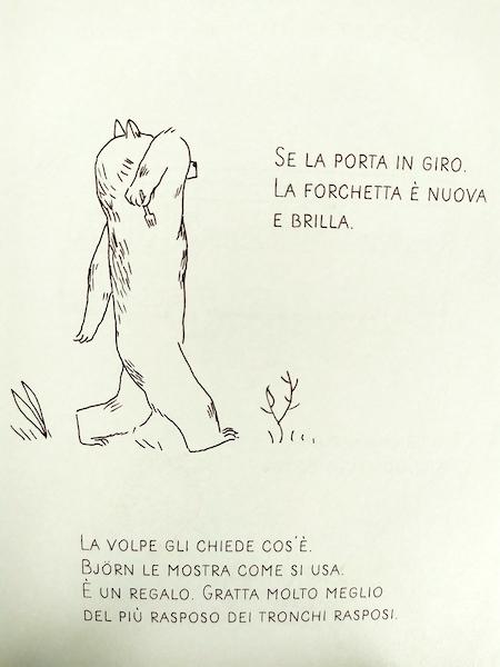 illustrazione di Björn