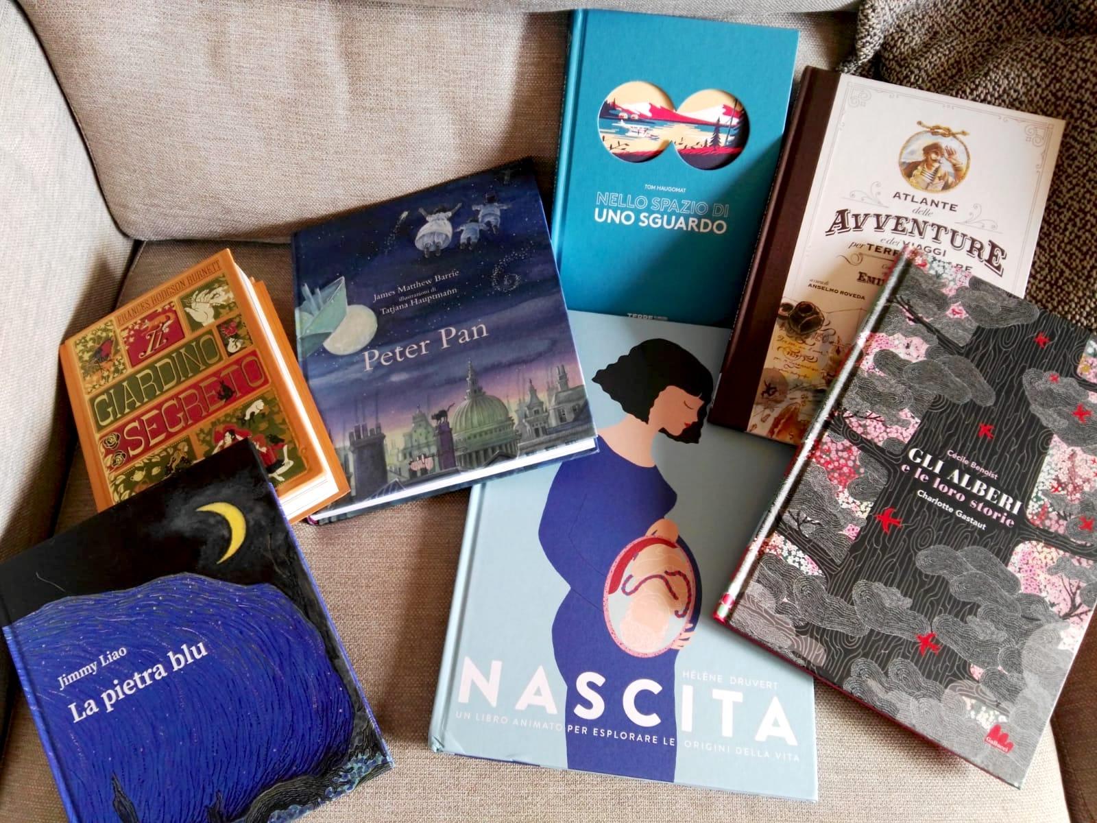 libri pregiati da regalare a Natale