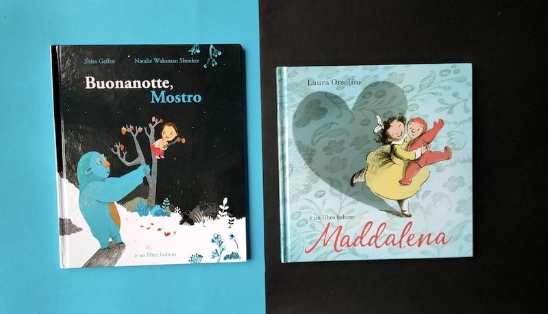Maddalena e Buonanotte Mostro