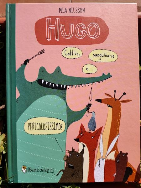 copertina del libro Hugo