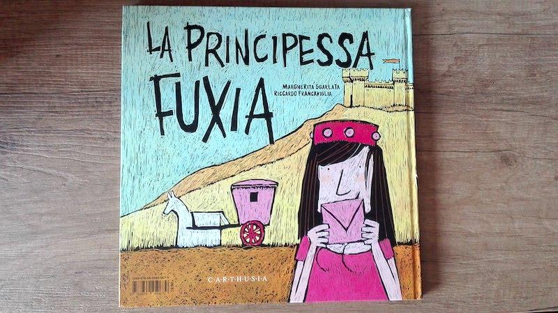 copertina La principessa Fuxia